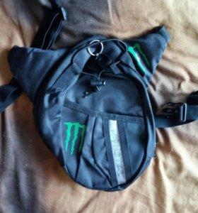 Мото рюкзак Monster