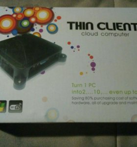 Тонкий клиент Thin client