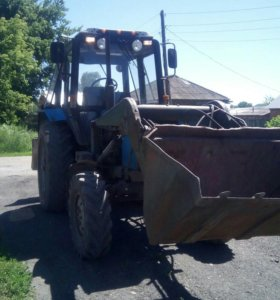 Трактор МТЗ 82