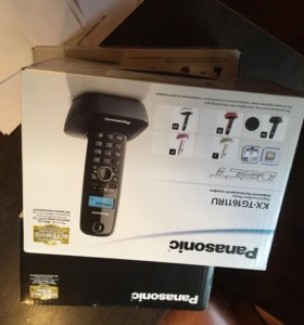 Радиотелефон Panasonic kg-tx1611ru