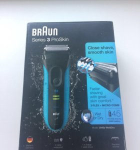 Braun 3045s series 3