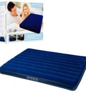 Матрас Classic Bed от Intex. Доставка в подарок