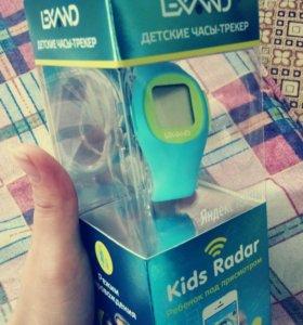 детские часы трекер