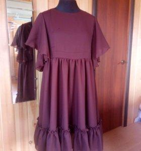 Платье-халадай