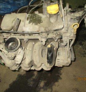 Двигатель Рено Логан 1.6