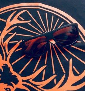 Фирменные очки. Jagermeister