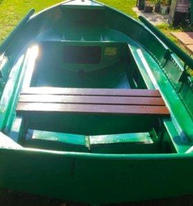 Лодка Ерш (алюминевая)