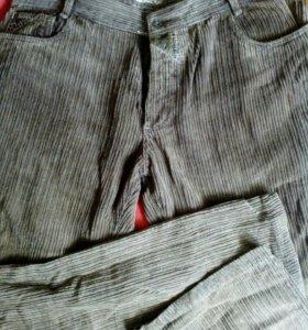 Мужские вельветовые брюки р 50-52