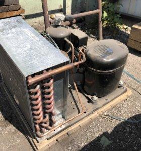 Холодильный агрегат embraco aspera ut6220e