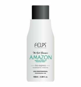 Шампунь для выпрямления Amazon Felps