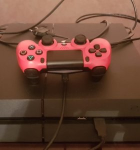 PlayStation 4 500Gb+DUALSHOCK 4 v1 Красный