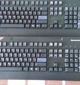 Клавиатуры Lenovo SK-8825 USB новые