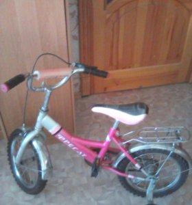 велосипед детский фрегат