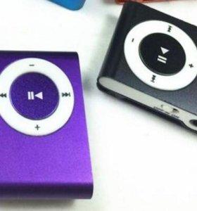 MP3 плеер с прищепкой