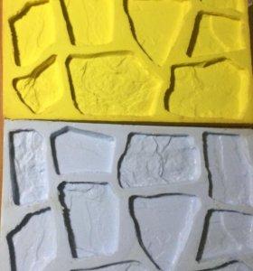 Формы для литья декоративного камня