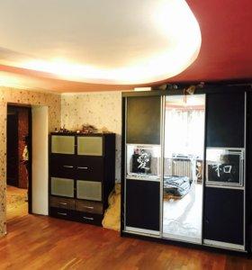 Квартира, 3 комнаты, 77.1 м²