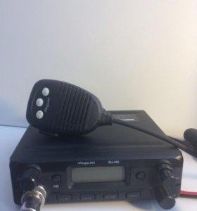 Радиостанция MegaJet Mj-450 +антена ML-145 strong