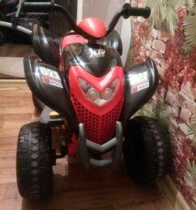 Квадроцикл детский