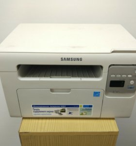 Лазерный ч/б мфу samsung scx-3400