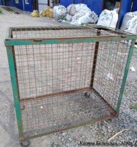 Металлические контейнеры для ПЭТ