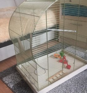 Клетка для средних птиц