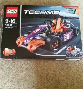 Сборка наборов LEGO Technic