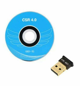 Bluetooth Adapter CSR 4.0 USB 2.0