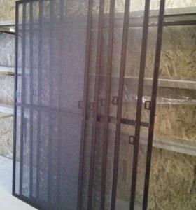 Установка москитных сеток, мастер по ремонту окон