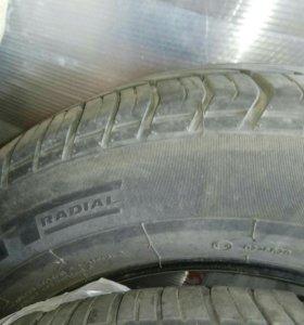 Шины летние GT Radial