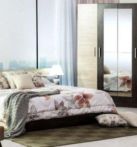 Спальня Уют 2*, со шкафом