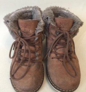 Ботинки зима р 24