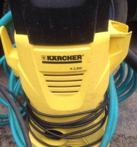 Kercher k2