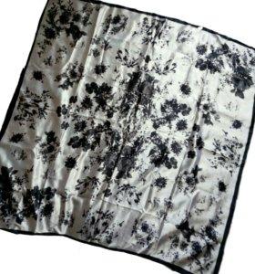 Платок шёлковый 1м×1м