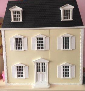 Большой кукольный домик 🏠