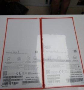 Xiaomi Redmi Note 5 3/32 Global черный