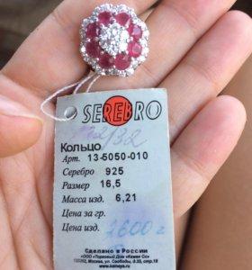 Продам серебряное кольцо)