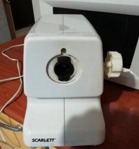 Мясорубка Scarlett 1200W
