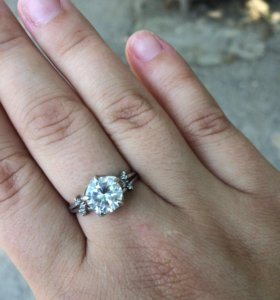 Продам серебряное кольцо!)