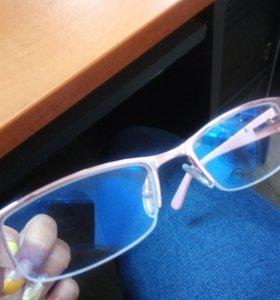 Очки с защитой от У-фиолета и компьютера