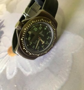 Часы «Ратник» военные