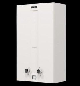 Газовый водонагреватель ZANUSSI GWH 10 FONT