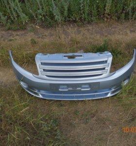 Бампер передний и задний на гранту седан.