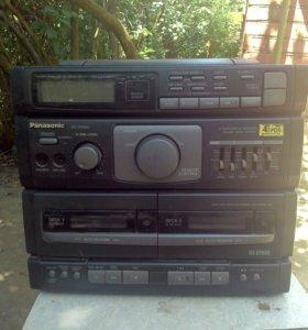 Муз центр Panasonic RX-DT690