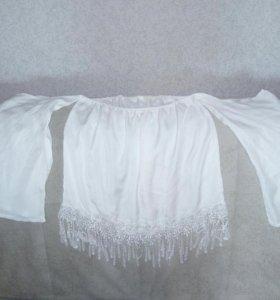 Блузки летние, 42-44