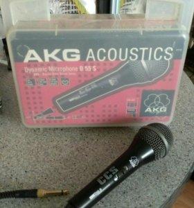 Микрофон AKG D 55S