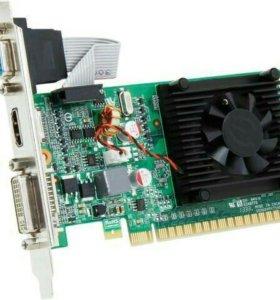 Видеокарта pci-e 512 mb