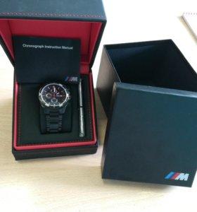 Часы оригинал BMW Chronograph