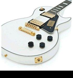 Ремонт и настройка гитар