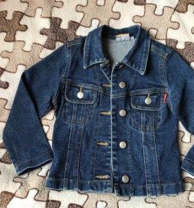 Джинсовая куртка 92-98