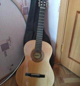 Гитара Hohner HC-06 (идеальное состояние)